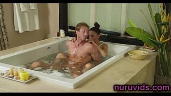 in bath girl river Hot couple make each other happy pt 1 2