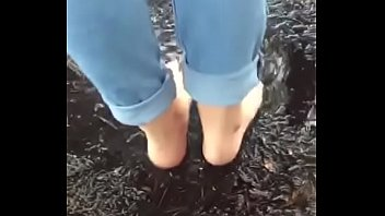 foot forcet sniffing Hindi seax video