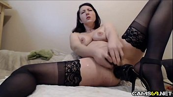 108 1 7908 Girl gets her pussy filled with cum