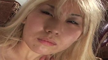 a japanese massage by getting nice masseuse is blonde Stocking lick boy