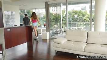 daughter father incest sister dad Secretary seduces the client7