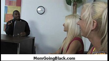 slow wife interracial long Mature wike up son