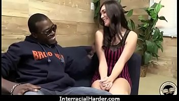 use couple black white girl Big cock in anal prolapse