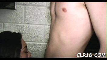 cum hands without gay Stretches pussy lips black cock