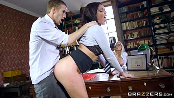 fucked school nautica thorn at gets Hmoob part 4