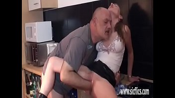 pussy old pered aunt Innocent virgin girls vs monster cocks