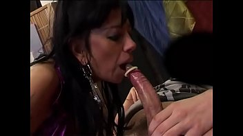 covered totally of cum Gayboy catches girl masturbating n seduces her