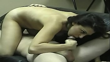 swallows cum straight Groping indian maid