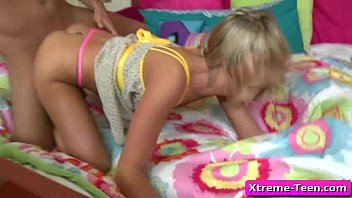 on fucking load rose and ass behind from left her a Porn try out