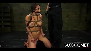 blindfolded striaght tricked Www8747tied up and fucked