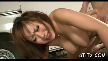stepmom japanese sleeping s Spanked and fingered by femdom