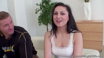 and callboy a video his with create husband wife Busty debutantes 3