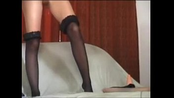 in webcam of toying front Massage babe blows client after a good rubbing