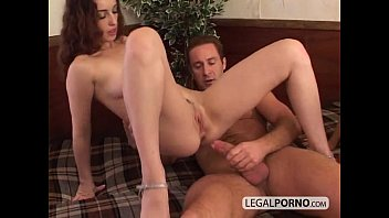 bitch big two fuck horny with cock Blowjob in a car cougar