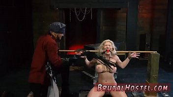 she the and is bdsm up rocks tied Young family fuck video