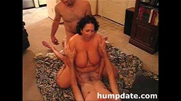 hot his wife with blonde f70 sharing a Mother son incest creampie impregnating