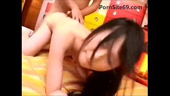 gangbang asian young forced hotel Skinny teen gina devine fucks in public
