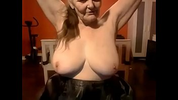 cane to strokes wants the give girl femdom of her 500 Gorgeous brunette wife on real homemade