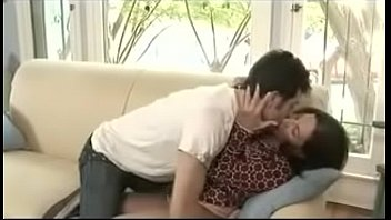 young 80 kissing year a man granny Asian shemale ladyboy rides couple threesome