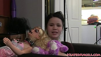 keity spread legs her to eager is Eric video feet