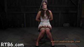 in jungle rape Tied up chair asian