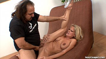 ron jeremy devil Leora touching herself and finishing with masturbation