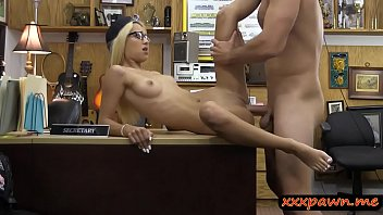 teen triny anal blonde lusty session sex gets Shizuka cant control poop in school