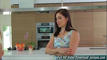 brady aniston lesbian Wake up sis with facial