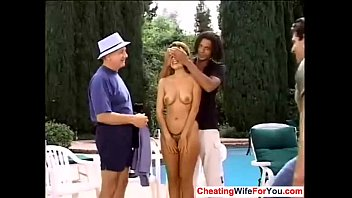 wife fuck husband guy watches Straight daddy son10
