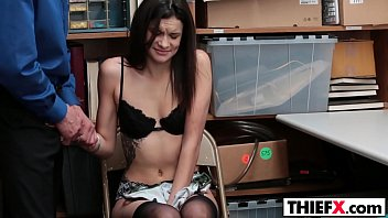 waches enama group video boy punish get Teen blonde babe gets mouth full of cock and loves it