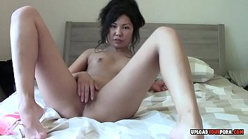 hidden parlor asian Horny black girl fingers her pussy rough