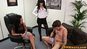 he jerked out she watched as the cum Virgin finger fucked