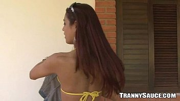 off tranny cut Daughter wants dads cock in bed