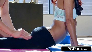 gets pants fucked yoga Son force anal fucks mom real insest