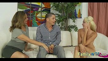 fucked daughter double by sons mom and two Phoenix marie and brooke banner threesome