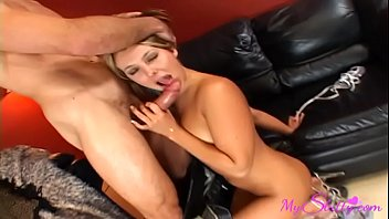 swallowing gagging cum wife seachtied bbw load huge while up Hidden cam orgasm junior