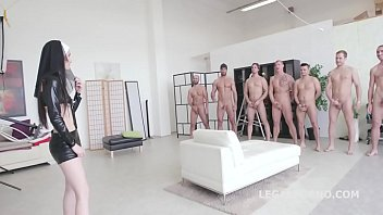 double leatherman anal dicked When his pants come down wife is starteled2