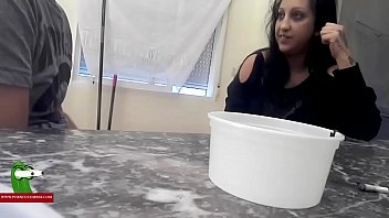 in she while daughter pees get fucked toilet Real mother and son blow job homemade