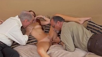 out a hairy pussy eating Forced to aunty when she alone in home