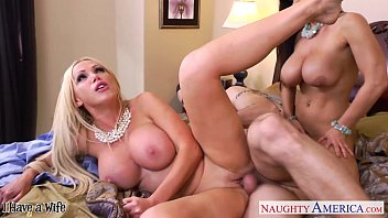 lisa and candace Cassidy clay gets a monster black cock