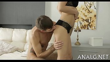 forced petite anal Swimming lessons end up in the ass